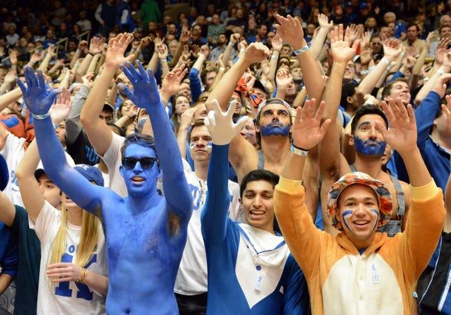 Duke vs. North Carolina - 2/18/15 College Basketball Pick, Odds, and Prediction