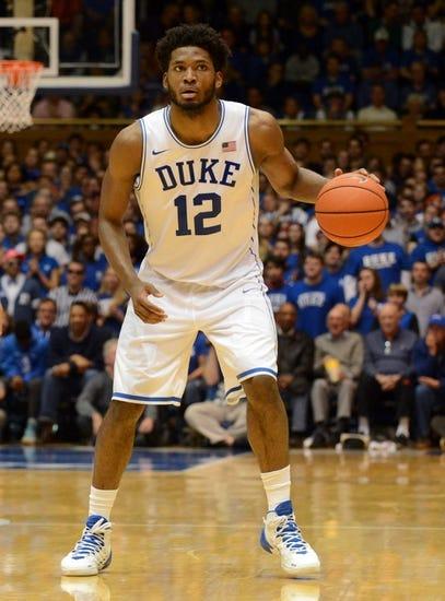 2015 NBA Mock Draft: Sacramento Kings Select Justise Winslow