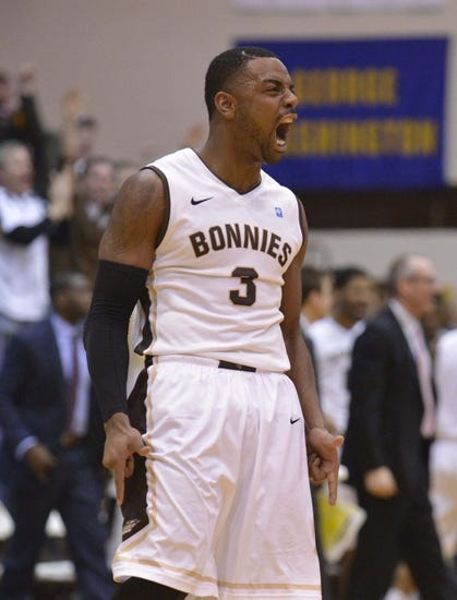 St. Bonaventure Bonnies vs. Niagara Purple Eagles - 12/30/15 College Basketball Pick, Odds, and Prediction