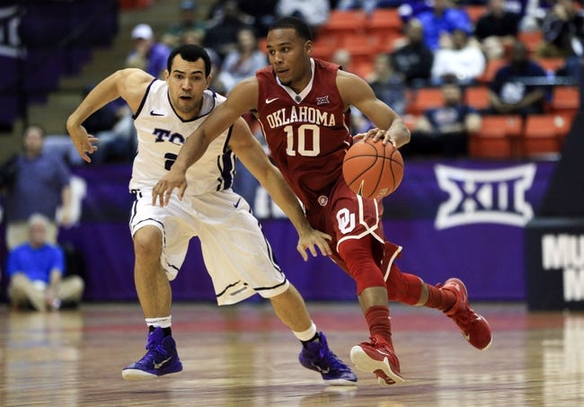 Oklahoma vs. TCU - 2/28/15 College Basketball Pick, Odds, and Prediction