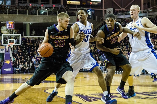 Northern Iowa Panthers vs. Illinois State Redbirds - 2/11/15 College Basketball Pick, Odds, and Prediction