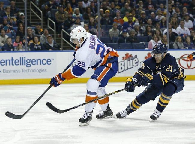 New York Islanders vs. Buffalo Sabres - 4/4/15 NHL Pick, Odds, and Prediction