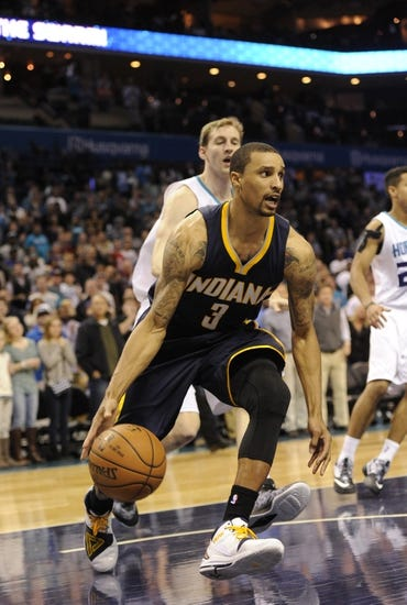 Indiana Pacers vs. Charlotte Hornets - 4/3/15 NBA Pick, Odds, and Prediction