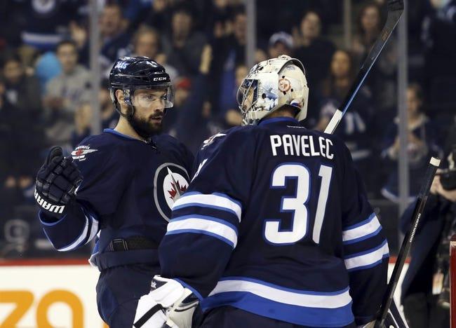 Colorado Avalanche vs. Winnipeg Jets - 4/9/15 NHL Pick, Odds, and Prediction