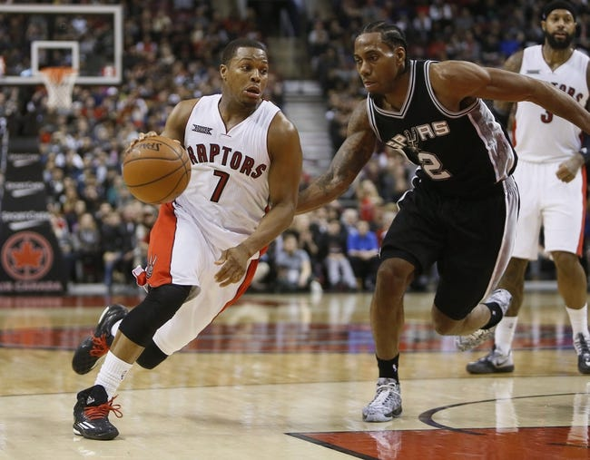 San Antonio Spurs vs. Toronto Raptors - 3/10/15 NBA Pick, Odds, and Prediction