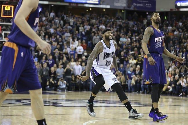 Suns vs. Kings - 3/25/15 NBA Pick, Odds, and Prediction