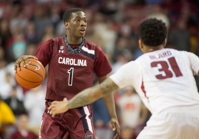 South Carolina vs. Arkansas - 3/5/15 College Basketball Pick, Odds, and Prediction