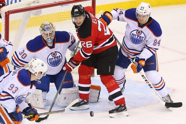 Edmonton Oilers vs. New Jersey Devils - 11/20/15 NHL Pick, Odds, and Prediction