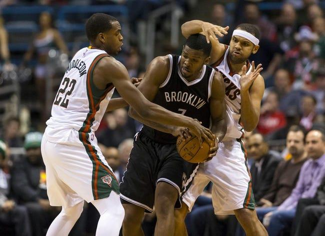 Nets vs. Bucks - 3/20/15 NBA Pick, Odds, and Prediction