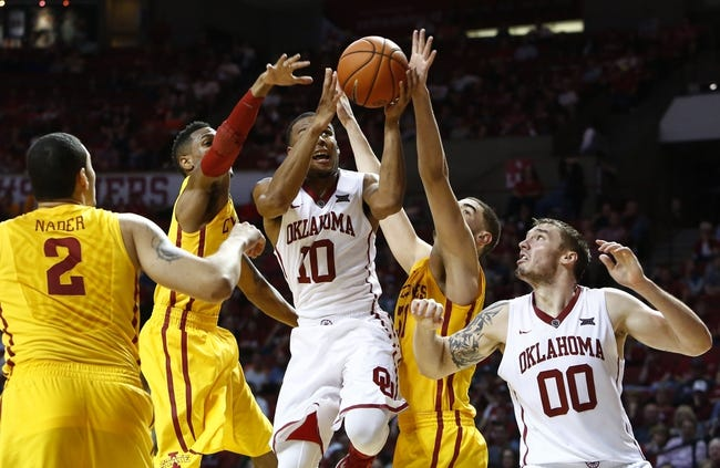 Iowa State vs. Oklahoma - 3/2/15 College Basketball Pick, Odds, and Prediction
