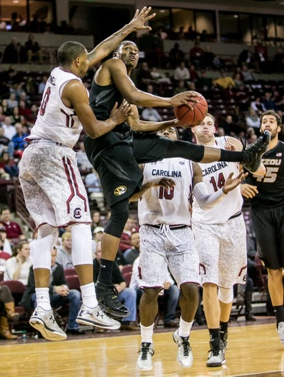 South Carolina vs. Missouri SEC Tournament - 3/11/15 College Basketball Pick, Odds, and Prediction