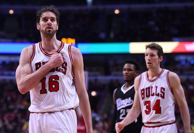 Bulls at Kings - 2/3/16 NBA Pick, Odds, and Prediction