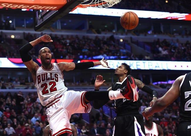 Sacramento Kings vs. Chicago Bulls - 2/3/16 NBA Pick, Odds, and Prediction