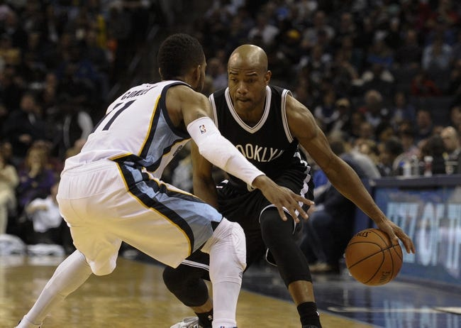 Nets vs. Grizzlies - 2/10/16 NBA Pick, Odds, and Prediction