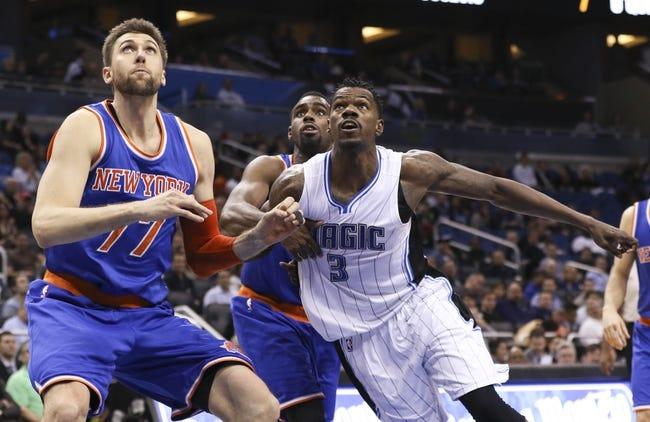 Knicks at Magic - 4/11/15 NBA Pick, Odds, and Prediction