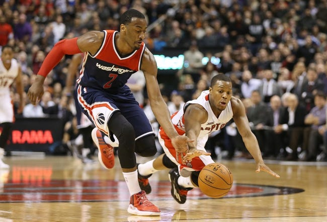 Toronto Raptors vs. Washington Wizards - 4/18/15 NBA Pick, Odds, and Prediction