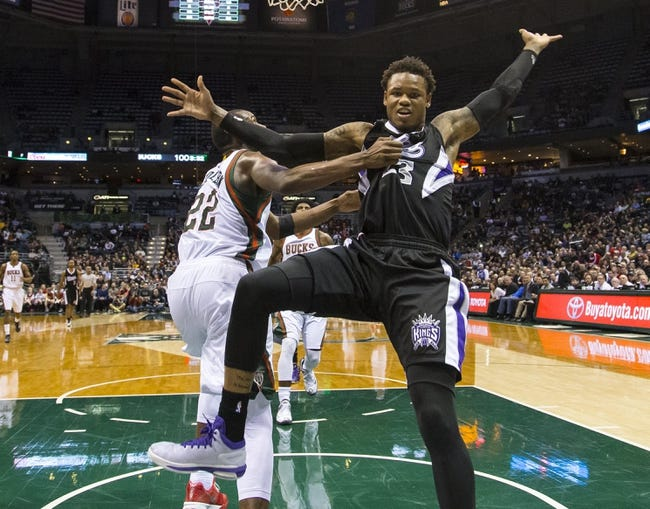 Bucks vs. Kings - 11/25/15 NBA Pick, Odds, and Prediction