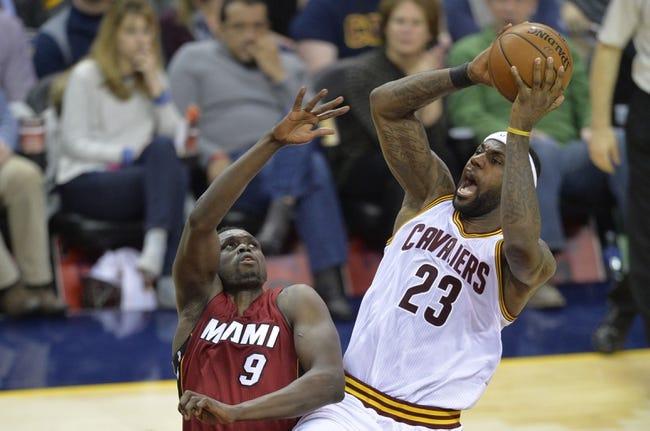 Miami Heat vs. Cleveland Cavaliers - 3/16/15 NBA Pick, Odds, and Prediction