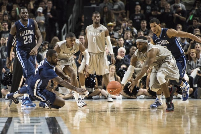 Villanova vs. Providence - 2/24/15 College Basketball Pick, Odds, and Prediction