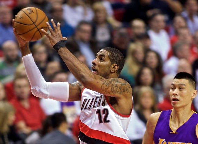 Lakers vs. Trail Blazers - 4/3/15 NBA Pick, Odds, and Prediction