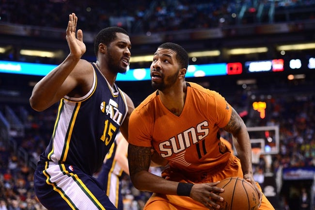 Phoenix Suns vs. Utah Jazz - 4/4/15 NBA Pick, Odds, and Prediction
