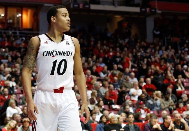 Cincinnati vs. Tulane - 2/14/15 College Basketball Pick, Odds, and Prediction