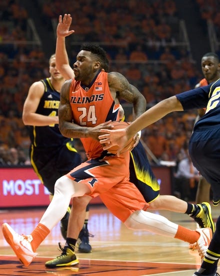 Illinois vs. Michigan - 3/12/15 Big Ten Tournament Pick, Odds, and Prediction