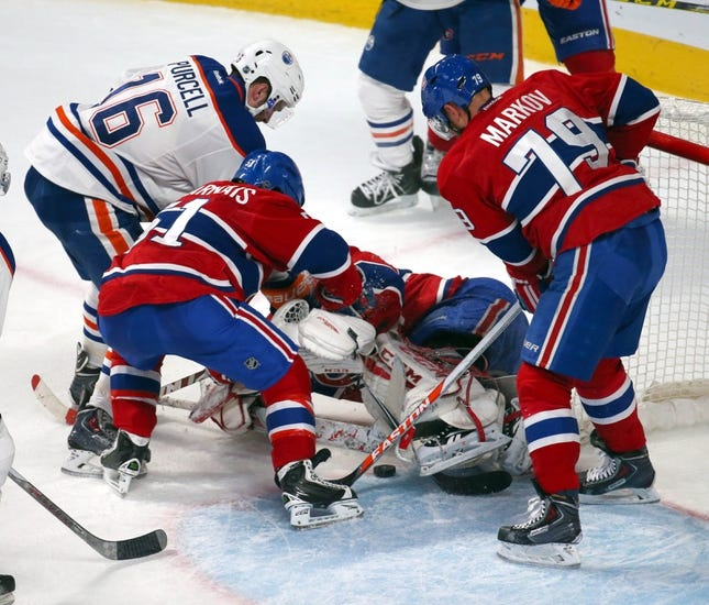 Edmonton Oilers vs. Montreal Canadiens - 10/29/15 NHL Pick, Odds, and Prediction