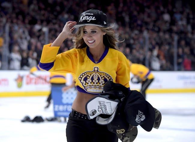 NHL | Los Angeles Kings (39-26-15) at Calgary Flames (44-29-7)