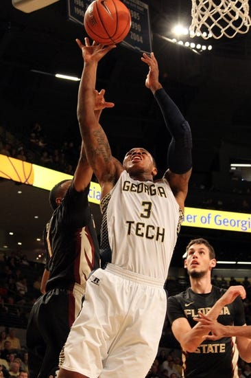 Georgia Tech Yellow Jackets vs. Clemson Tigers - 2/16/15 College Basketball Pick, Odds, and Prediction