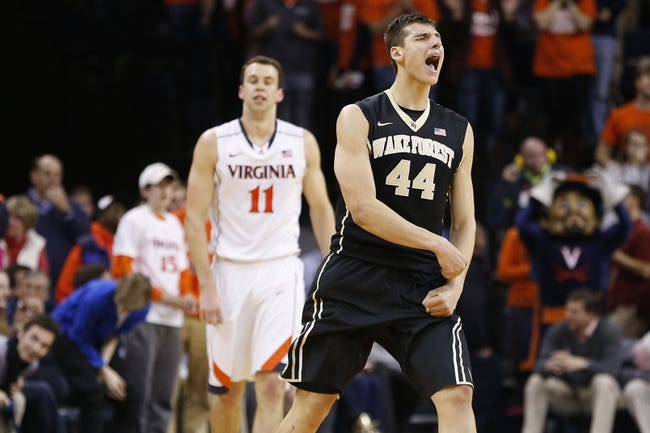 Wake Forest Demon Deacons vs. Virginia Cavaliers - 2/25/15 College Basketball Pick, Odds, and Prediction