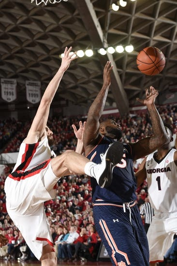 Auburn vs. Georgia - 3/7/15 College Basketball Pick, Odds, and Prediction