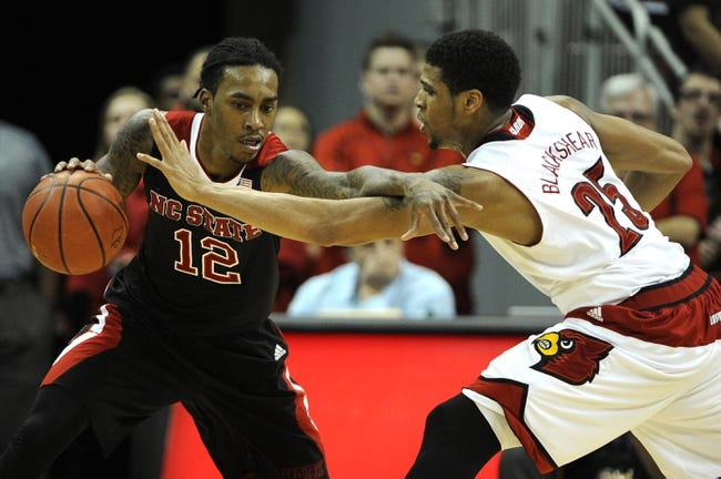 North Carolina State vs. Louisville - 3/27/15 NCAA Tournament Pick, Odds, and Prediction