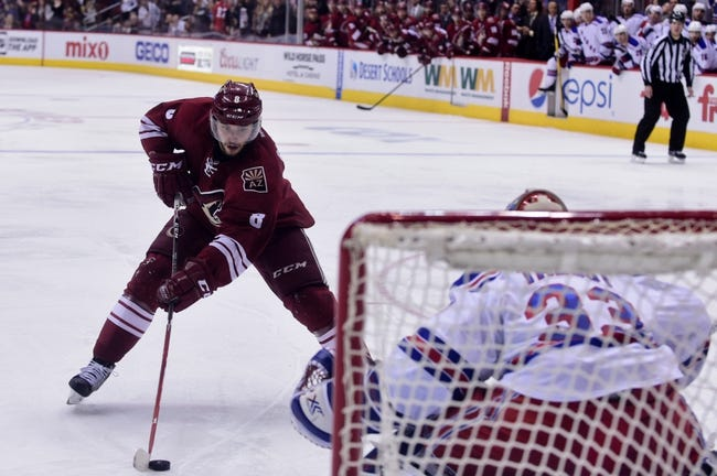 Rangers vs. Coyotes - 2/26/15 NHL Pick, Odds, and Prediction