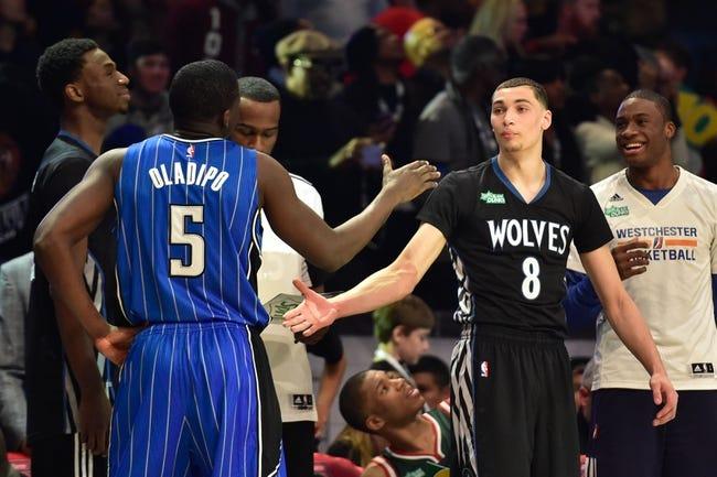 Timberwolves vs. Magic - 4/3/15 NBA Pick, Odds, and Prediction