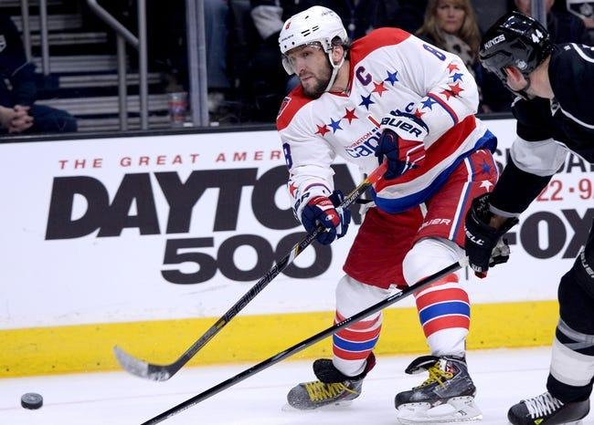 Washington Capitals vs. Los Angeles Kings - 2/16/16 NHL Pick, Odds, and Prediction