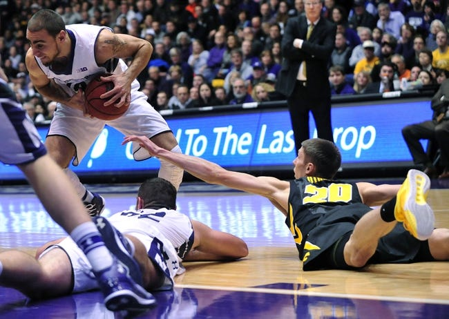 Iowa vs. Northwestern - 3/7/15 College Basketball Pick, Odds, and Prediction