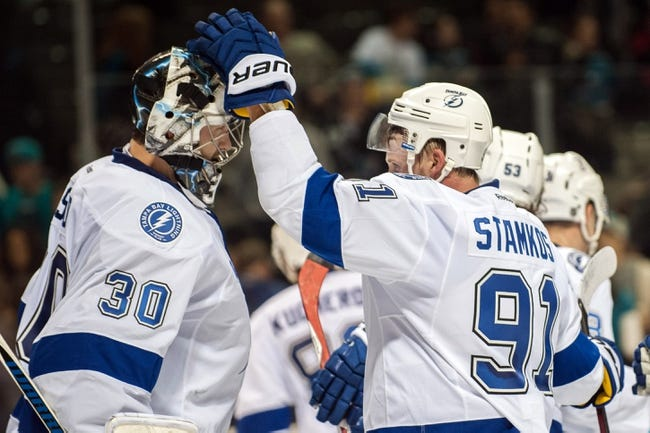 San Jose Sharks vs. Tampa Bay Lightning - 12/5/15 NHL Pick, Odds, and Prediction