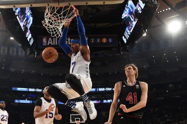 New York Knicks vs. Dallas Mavericks - 12/7/15 NBA Pick, Odds, and Prediction