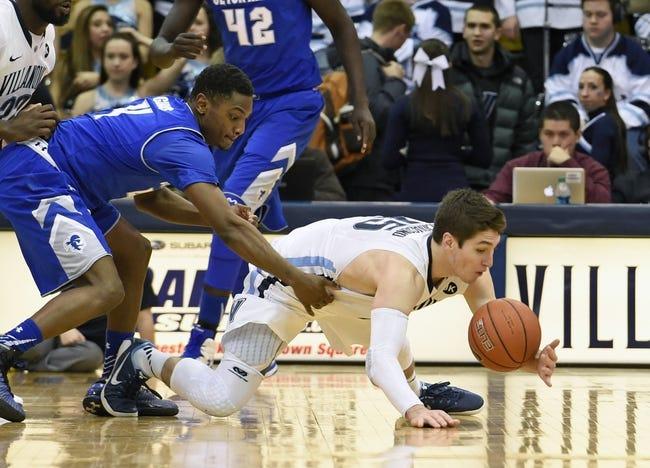 Villanova vs. Seton Hall - 1/6/16 College Basketball Pick, Odds, and Prediction