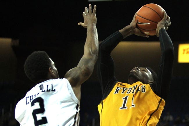Wyoming Cowboys vs. Fresno State Bulldogs - 2/25/15 College Basketball Pick, Odds, and Prediction