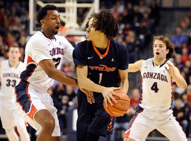 Gonzaga vs. Pepperdine - 3/9/15 WCC Semifinal Pick, Odds, and Prediction