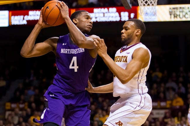 Northwestern vs. Eastern Washington - 11/14/16 College Basketball Pick, Odds, and Prediction