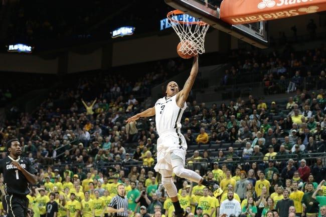 Oregon vs. Utah - 2/22/15 College Basketball Pick, Odds, and Prediction