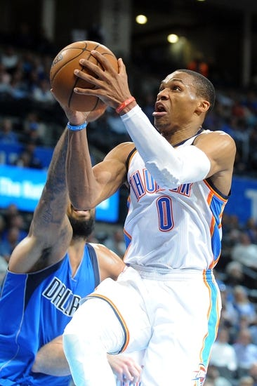 Dallas Mavericks vs. Oklahoma City Thunder - 3/16/15 NBA Pick, Odds, and Prediction