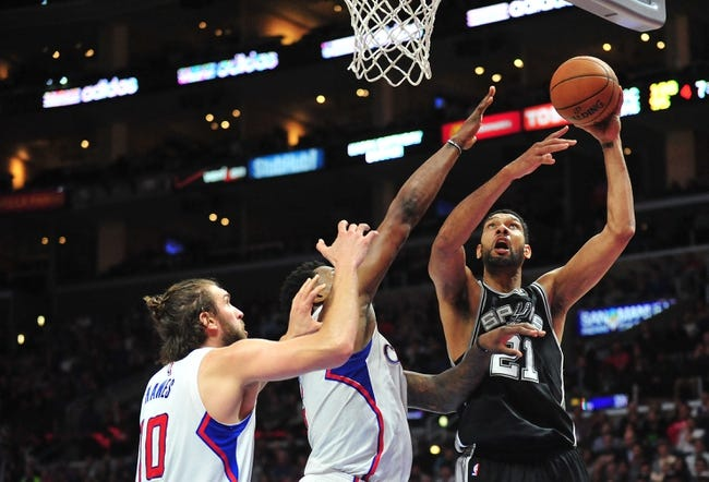 Spurs at Clippers - 4/19/15 NBA Pick, Odds, and Prediction