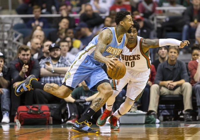 Denver Nuggets vs. Milwaukee Bucks - 3/3/15 NBA Pick, Odds, and Prediction