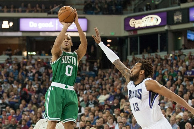 Celtics vs. Kings - 2/7/16 NBA Pick, Odds, and Prediction