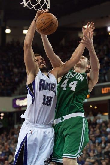 Sacramento Kings vs. Boston Celtics - 12/3/15 NBA Pick, Odds, and Prediction