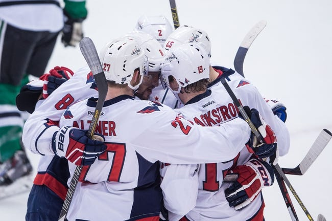 Washington Capitals vs. Dallas Stars - 3/13/15 NHL Pick, Odds, and Prediction